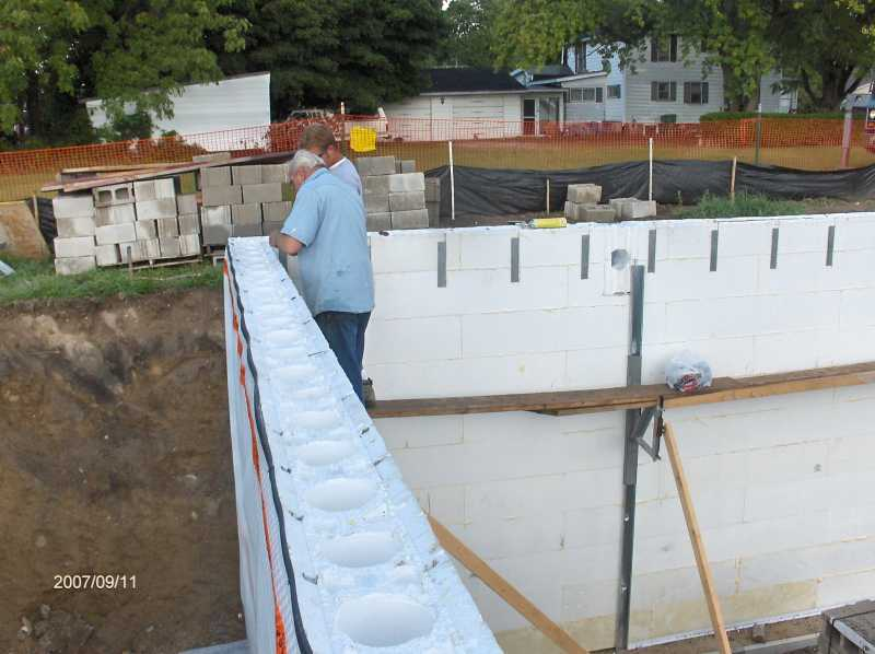 Angelicas-Place-Assisted-Living-in-Romeo-Michigan_Basement-ICF-Walls-Concrete-Placement-Picture-1