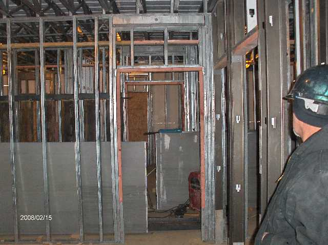 Angelicas-Place-Assisted-Living-in-Romeo-Michigan_Steel-Stud-Walls-And-Steel-Stair-Stringers-Picture-4