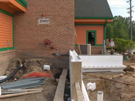 Rosie-O-Gradys-Building-Addition_Installing-ICF-Walls-To-Window-Sill-Level-Project-RosO1-101-Picture-2