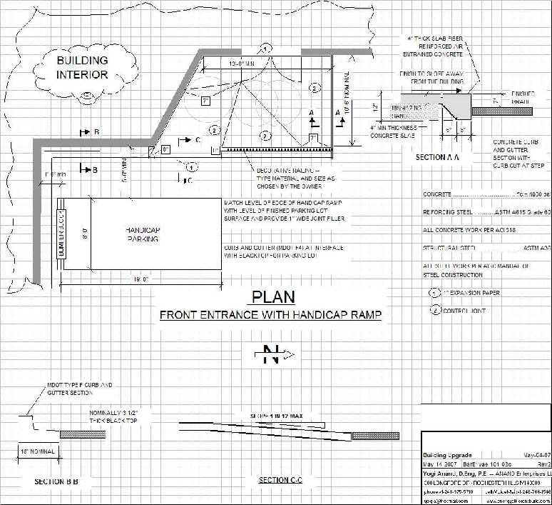 Handicap Ramp Plans For Mobile Home House Plans Home