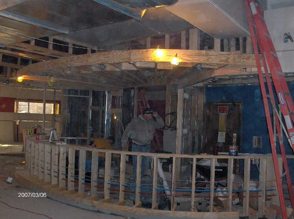 Framing For Suspended Fan Ceiling Us 12 Bar At 34816