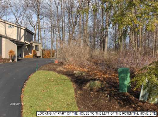Looking-At-The-Wooded-Lake-Front-Lot-AS-Potential-Home-Site--BenK1-101-Picture-2