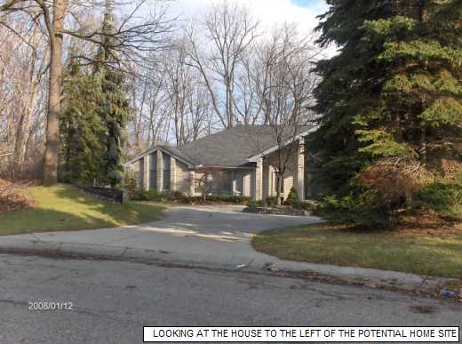 Looking-At-The-Wooded-Lake-Front-Lot-AS-Potential-Home-Site--BenK1-101-Picture-4