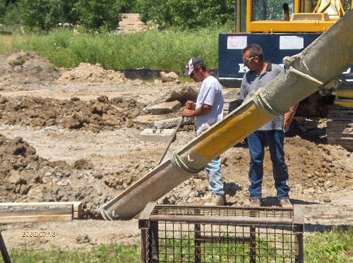 Industrial-Building-Addition_Concrete-Placement-In-Column-Footings-Part2-Project-ColB1-103-Picture-7