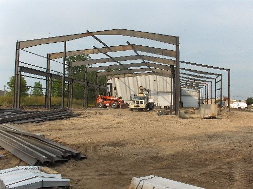 Industrial-Building-Addition_Erection-Of-Premanufactured-Building-Frames-ColB1-103-Picture-1