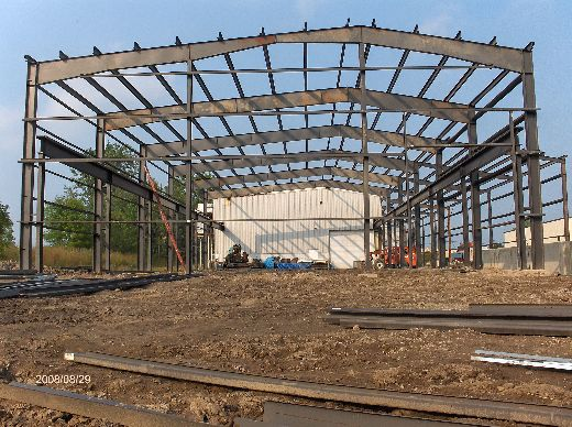 Industrial-Building-Addition_Erection-Of-Premanufactured-Building-Frames-Part3-ColB1-103-Picture-1