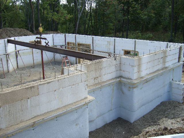 Structural-Steel-Framing-First-Floor-New-ICF-House-In-Ann-Arbor-Michigan-EneE1-AttM1-101-Picture-1