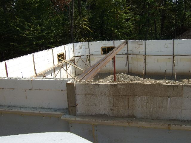 Structural-Steel-Framing-First-Floor-New-ICF-House-In-Ann-Arbor-Michigan-EneE1-AttM1-101-Picture-2