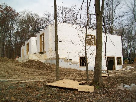Second-Floor-Walls-New-ICF-House-In-Ann-Arbor-Michigan-EneE1-AttM1-101-Picture-5