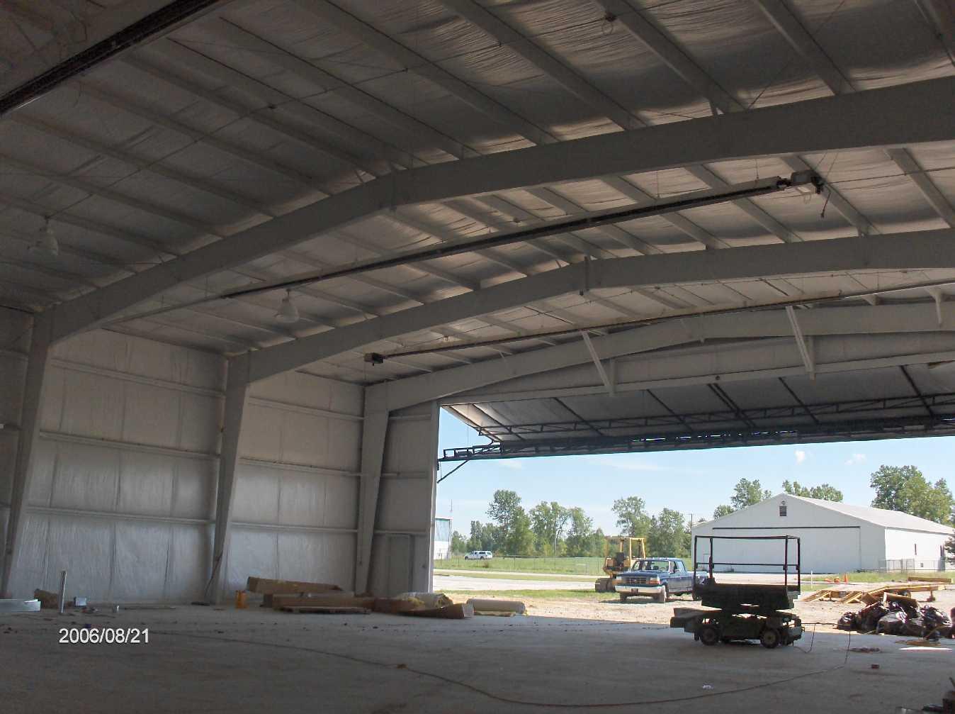 Recent Projects Aircraft Hangar Building 01 Cost Breakdown