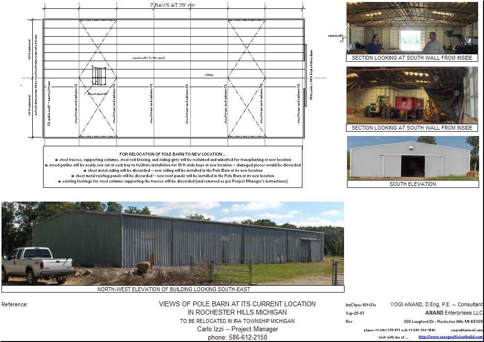 Existing-Pole-Barn-in-Rochester-Hills-Michigan-to-be-Relocated-in-Ira-Twp-Michigan-2-Picture-1