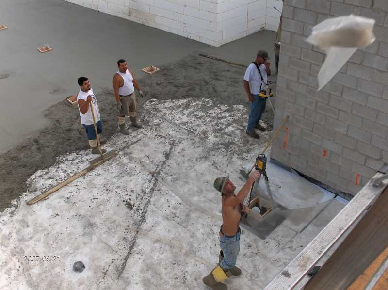 Angelicas-Place-Assisted-Living-in-Romeo-Michigan_Basement-Slab-Concrete-Placement-Picture-1