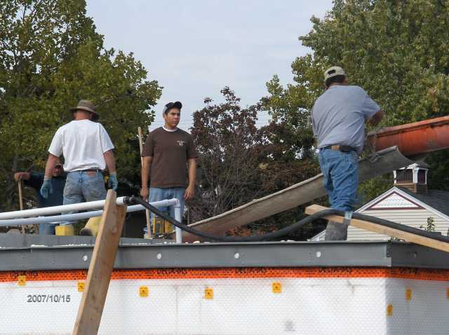 Angelicas-Place-Assisted-Living-in-Romeo-Michigan_First-Floor-on-Metal-Deck-Concrete-Placement-Picture-3