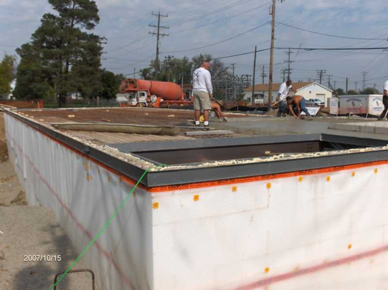 Angelicas-Place-Assisted-Living-in-Romeo-Michigan_First-Floor-on-Metal-Deck-Concrete-Placement-Picture-7