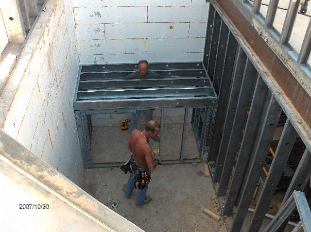 Angelicas-Place-Assisted-Living-in-Romeo-Michigan_Steel-Stud-Walls-Above-First-Floor-Picture-3