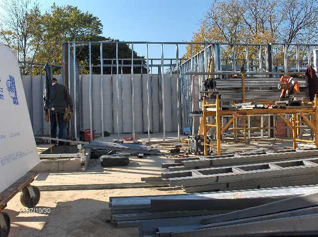 Angelicas-Place-Assisted-Living-in-Romeo-Michigan_Steel-Stud-Walls-Above-First-Floor-Picture-6