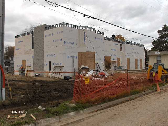 Angelicas-Place-Assisted-Living-in-Romeo-Michigan_Steel-Stud-Walls-Above-Second-Floor-Picture-5