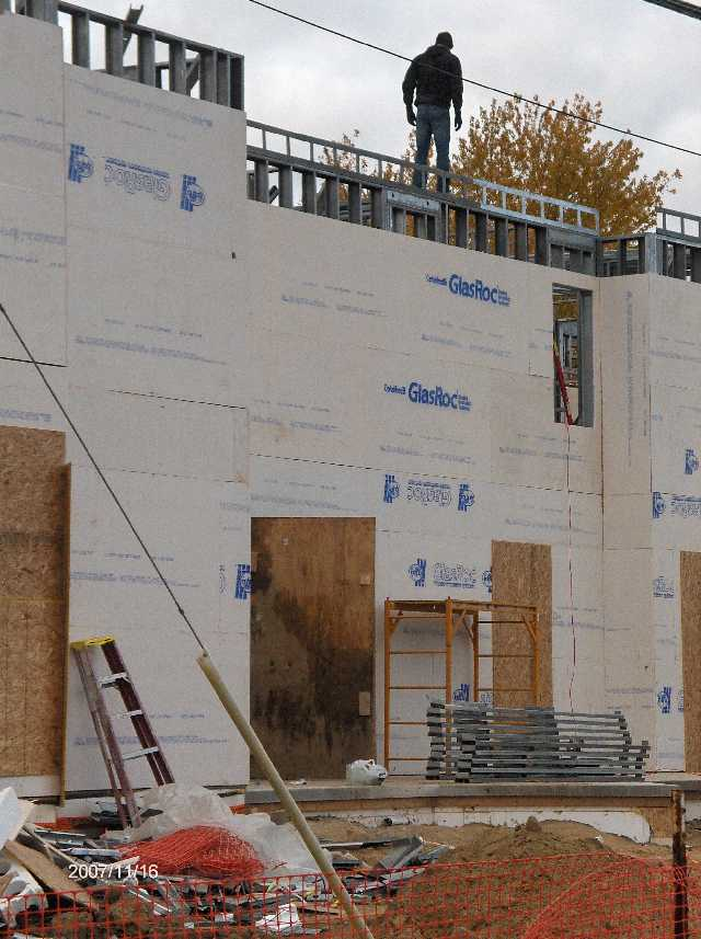 Angelicas-Place-Assisted-Living-in-Romeo-Michigan_Steel-Stud-Walls-Above-Second-Floor-Picture-6