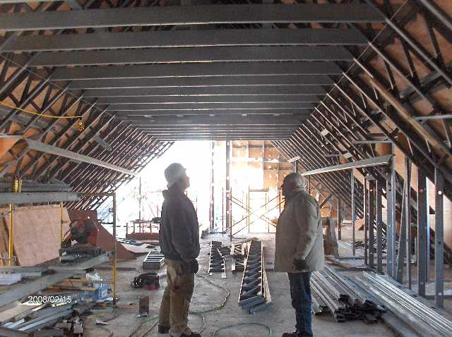 Angelicas-Place-Assisted-Living-in-Romeo-Michigan_Steel-Roof-Joists-And-Trusses-Picture-4