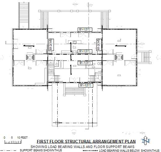 First-Floor-Structural-Arrangement-And-Member-Design-MAP_1-103-Picture-1