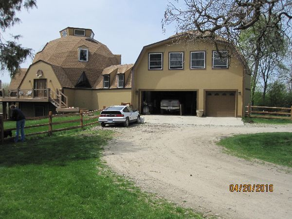 Supports-for-Front-Face-of-Garage-Geodesic-Dome-Home-in-Michigan-Part1-RobD1-101.html-Picture-4