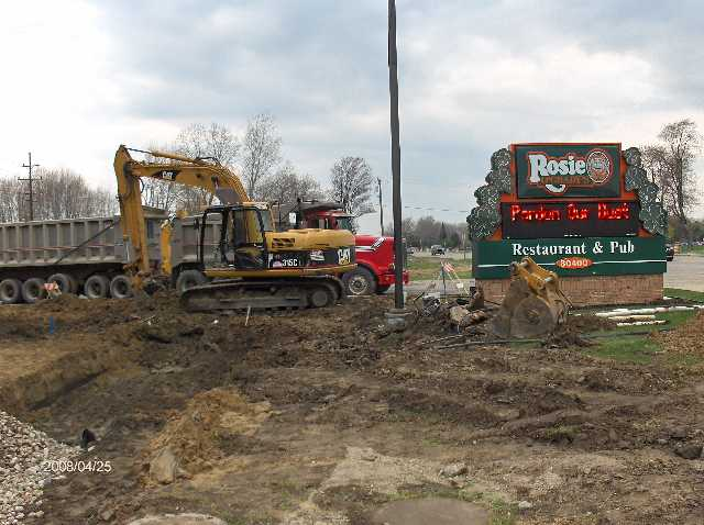 Rosie-O-Gradys-In-Chesterfield-Twp-Michigan_Site-Civil-Work-For-Building-Addition-Picture-2