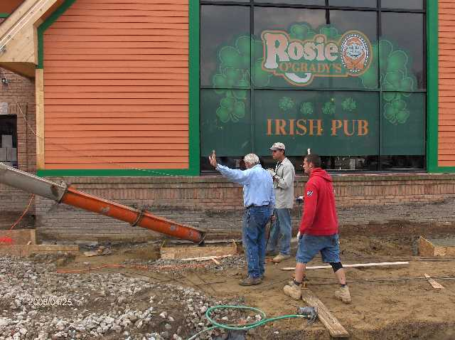 Rosie-O-Gradys-In-Chesterfield-Twp-Michigan_Concrete-In-Footings-For-Building-Addition-Picture-3