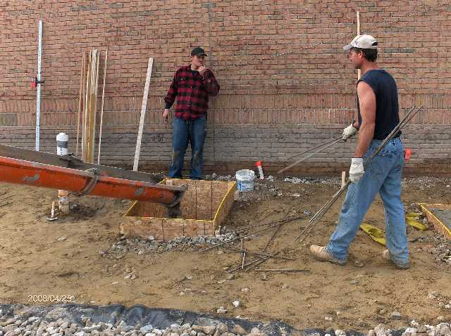 Rosie-O-Gradys-In-Chesterfield-Twp-Michigan_Concrete-In-Footings-For-Building-Addition-Picture-6
