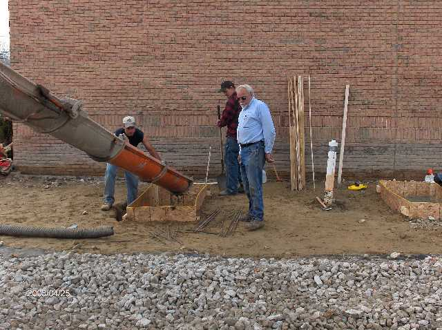 Rosie-O-Gradys-In-Chesterfield-Twp-Michigan_Concrete-In-Footings-For-Building-Addition-Picture-7