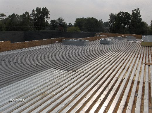 Rosie-O-Gradys_Prep-Work-For-Installation-Of-Roof-Top-Units-RosO1-101-Picture-3