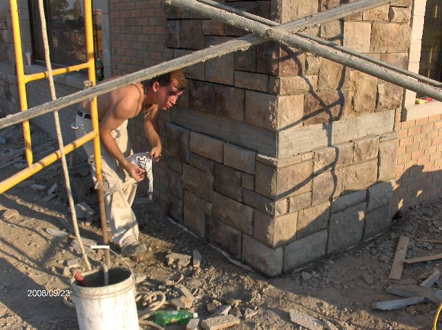 Rosie-O-Gradys_Building-Addition-Face-Brick-And-Stone-Veneer-Installation-Part2-RosO1-101-Picture-5