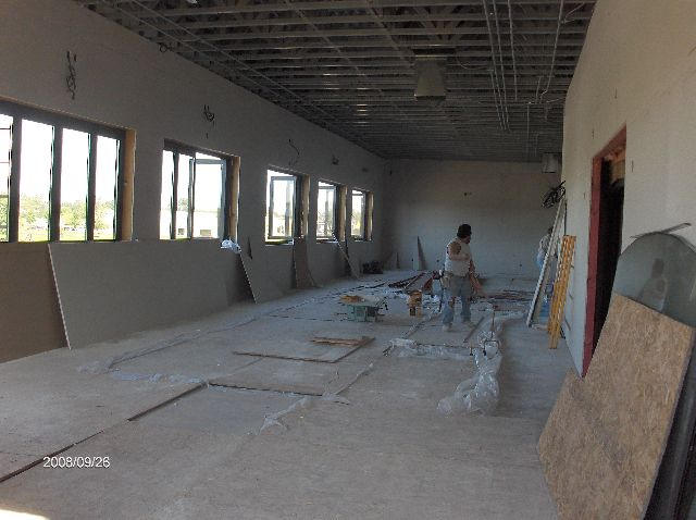 Rosie-O-Gradys_Building-Addition-Drywall-Installation-RosO1-101-Picture-1