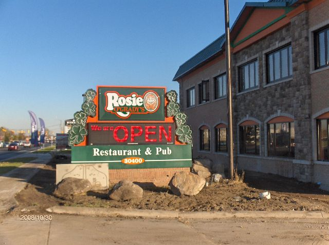 Rosie-O-Gradys_Land-Scaping-In-Front-Of-Building-Addition-RosO1-101-Picture-1