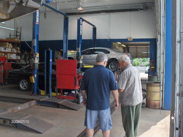 Mezzanine-Floor-Addition-In-Auto-Repair-Shop-Project-SimH1-104-Picture-4