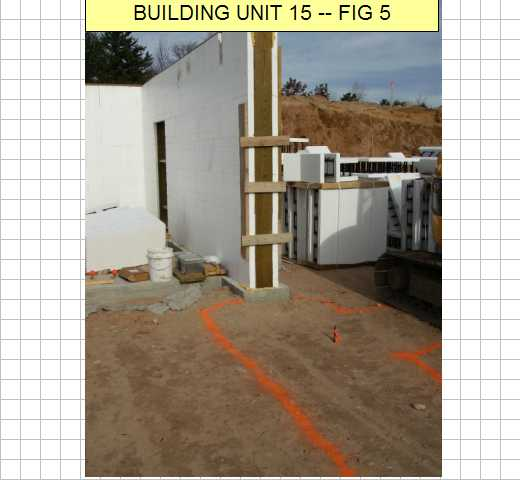 ICF-4-Inch-Panel-Wall-And-Footing-To-Existing-8-Inch-Panel-Wall