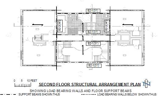 Second-Floor-Structural-Arrangement-And-Member-Design-MAP_1-103 -Picture-1